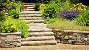 Pflastersteine Garten Gartengestaltung