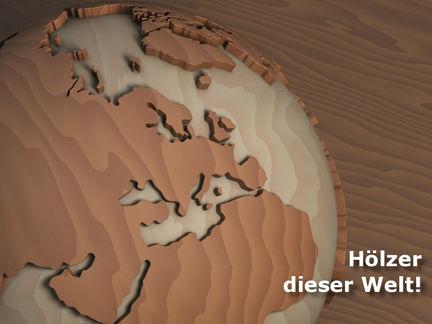 Holzarten dieser Welt - jetzt entdecken!