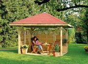 Pavillon Garten