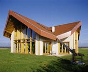 Nelskamp Dachziegel Einfamilienhaus