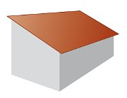 Pultdach - die funktionale Form