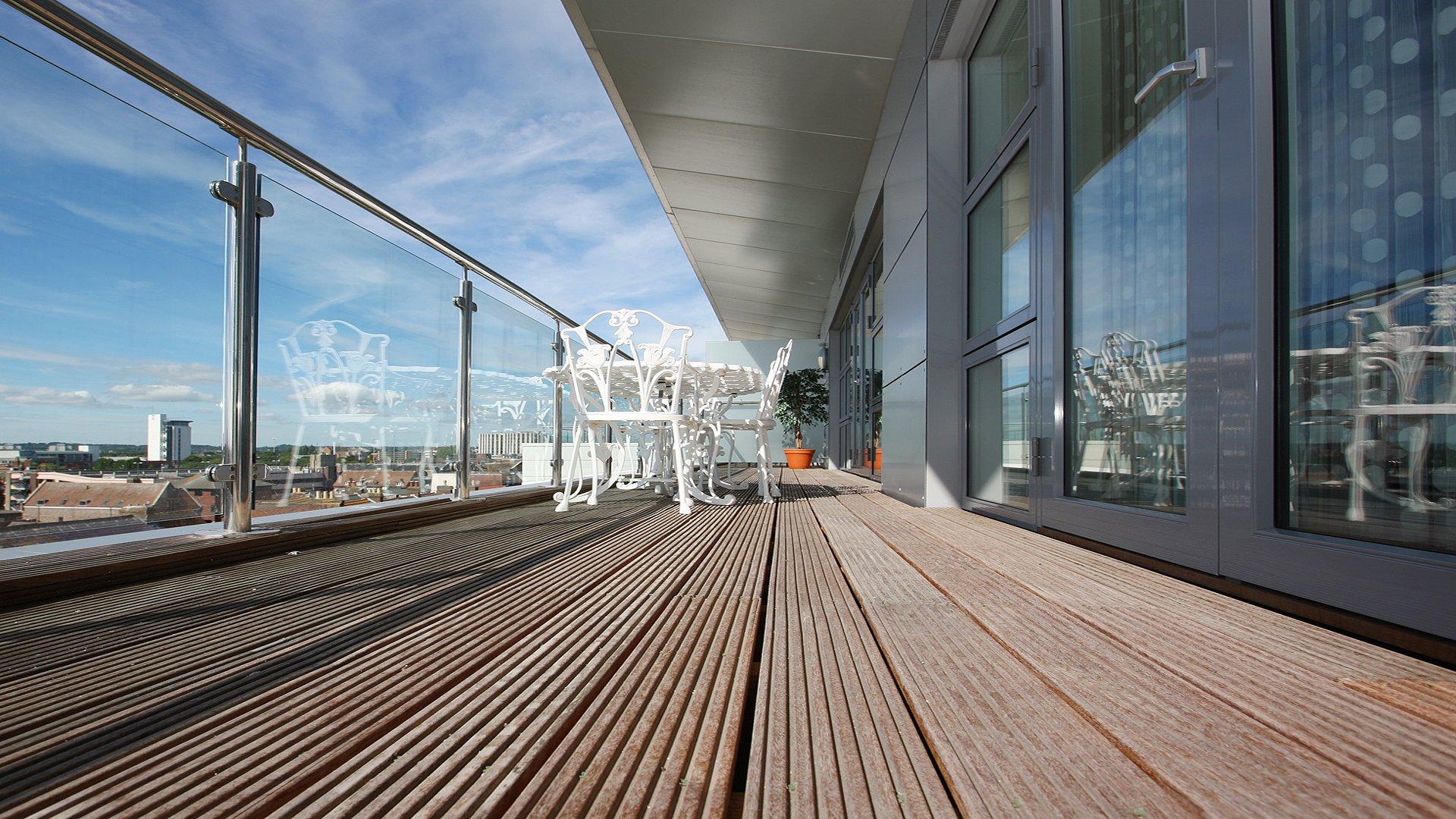 Balkon Checkliste