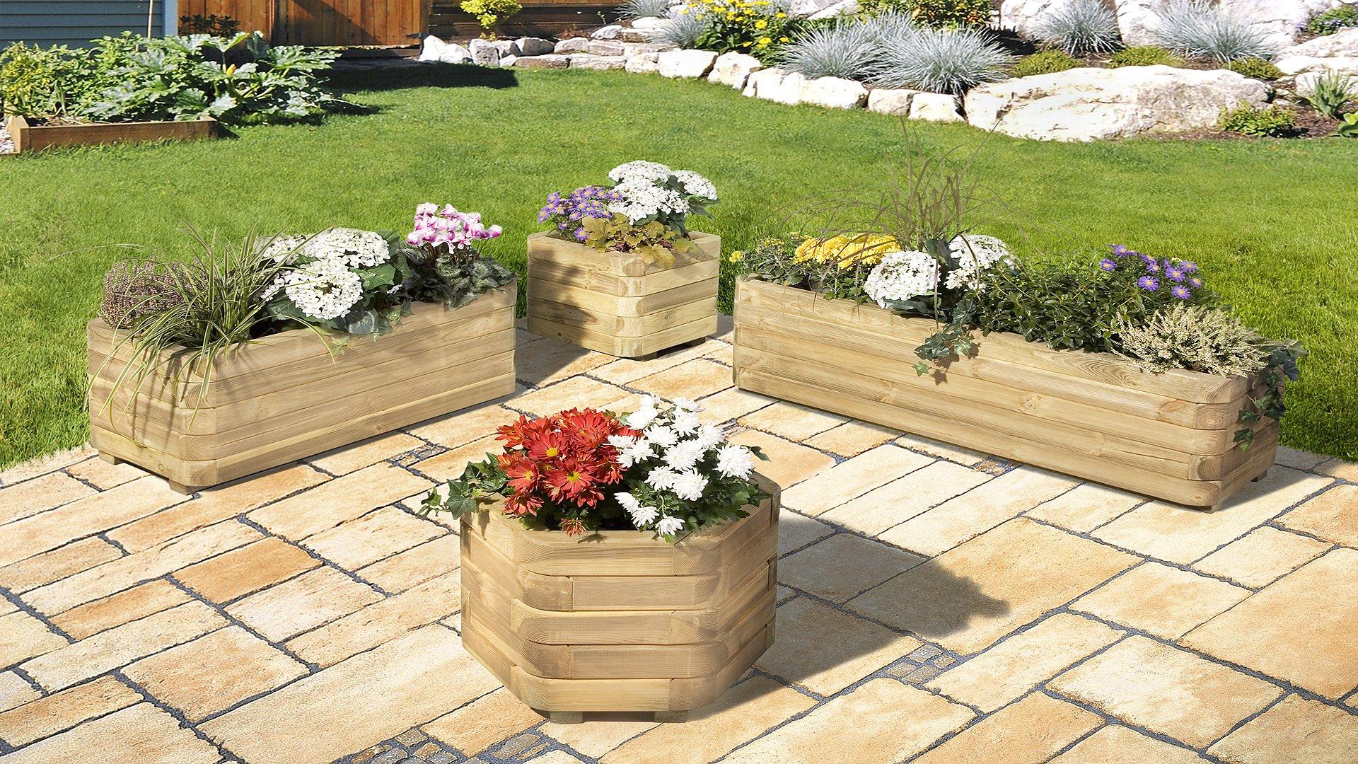 Holz im Garten – Wir sind der Spezialist