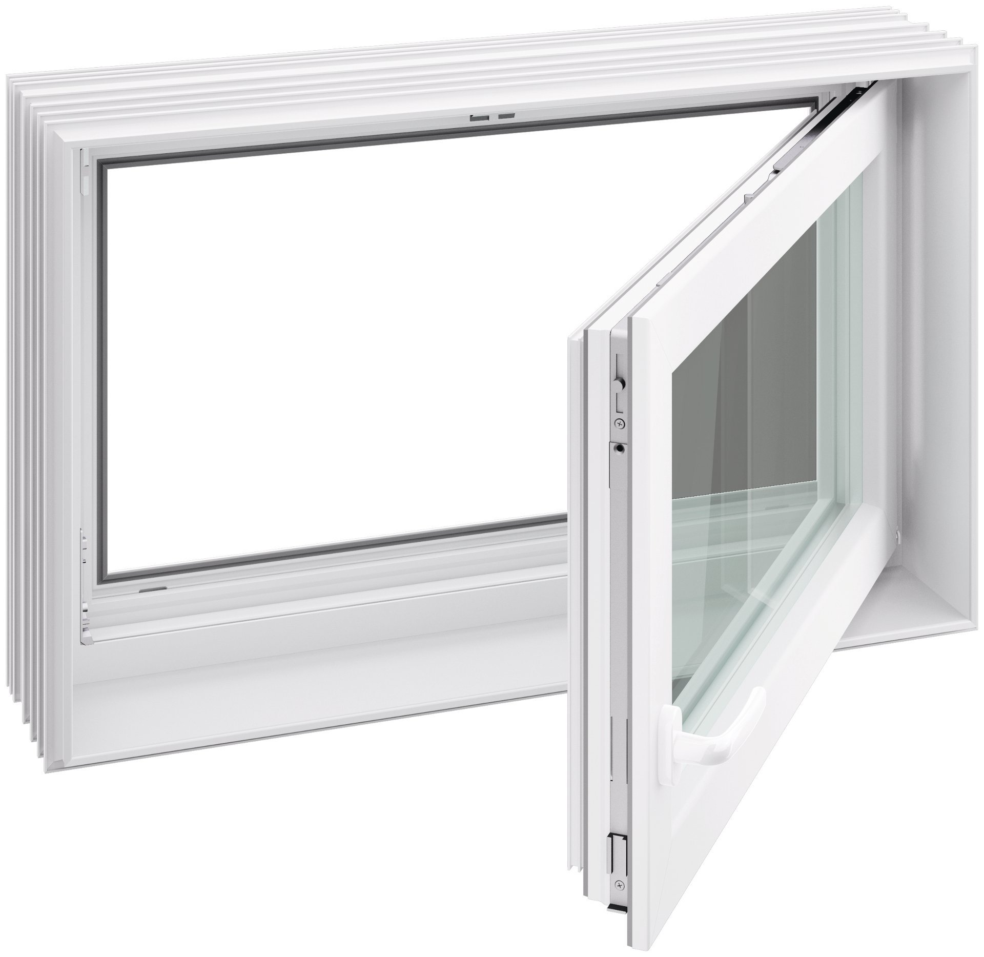 Aco Therm Kellerfenster