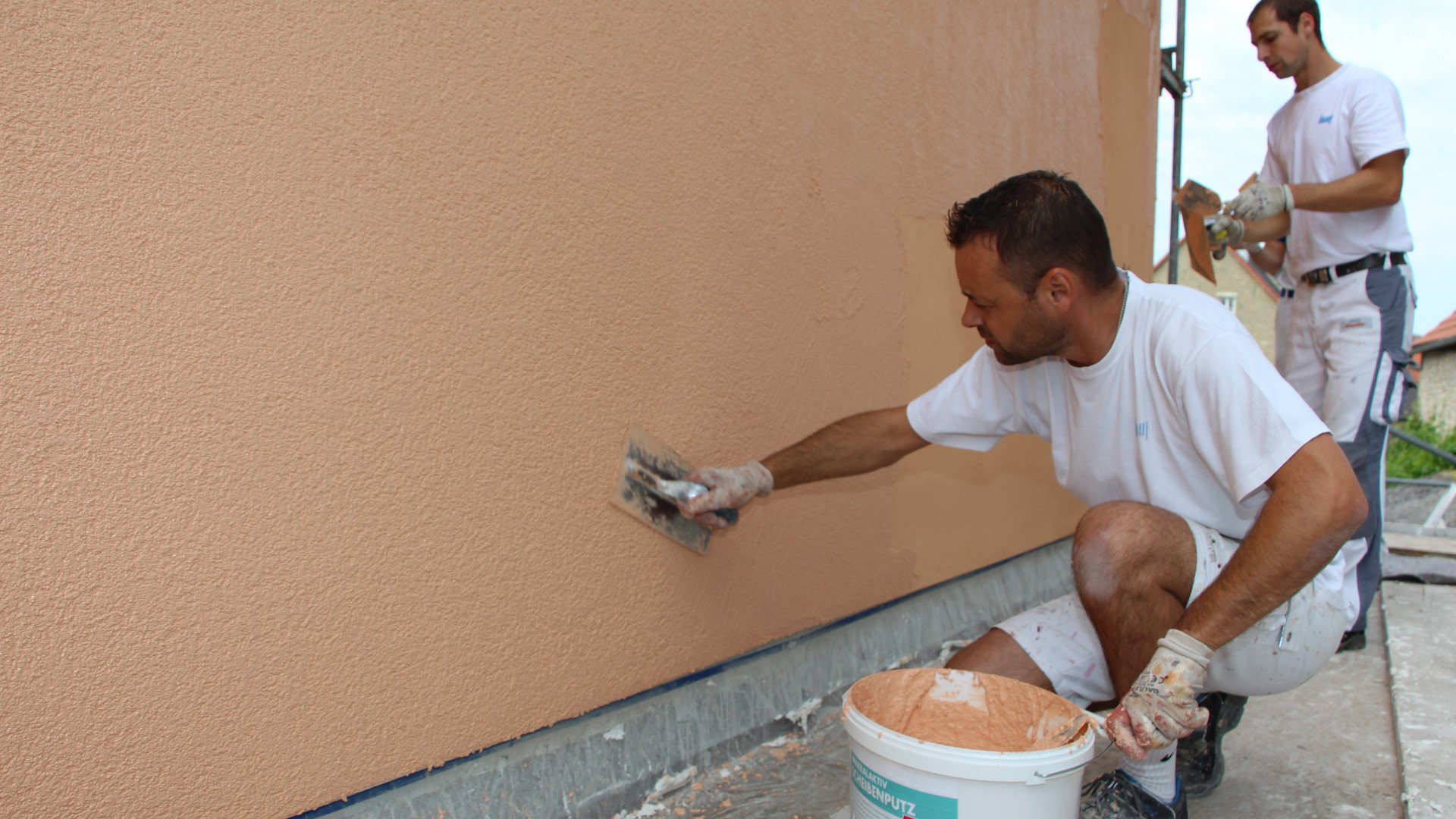 Knauf MineralAktiv Fassadenschutz