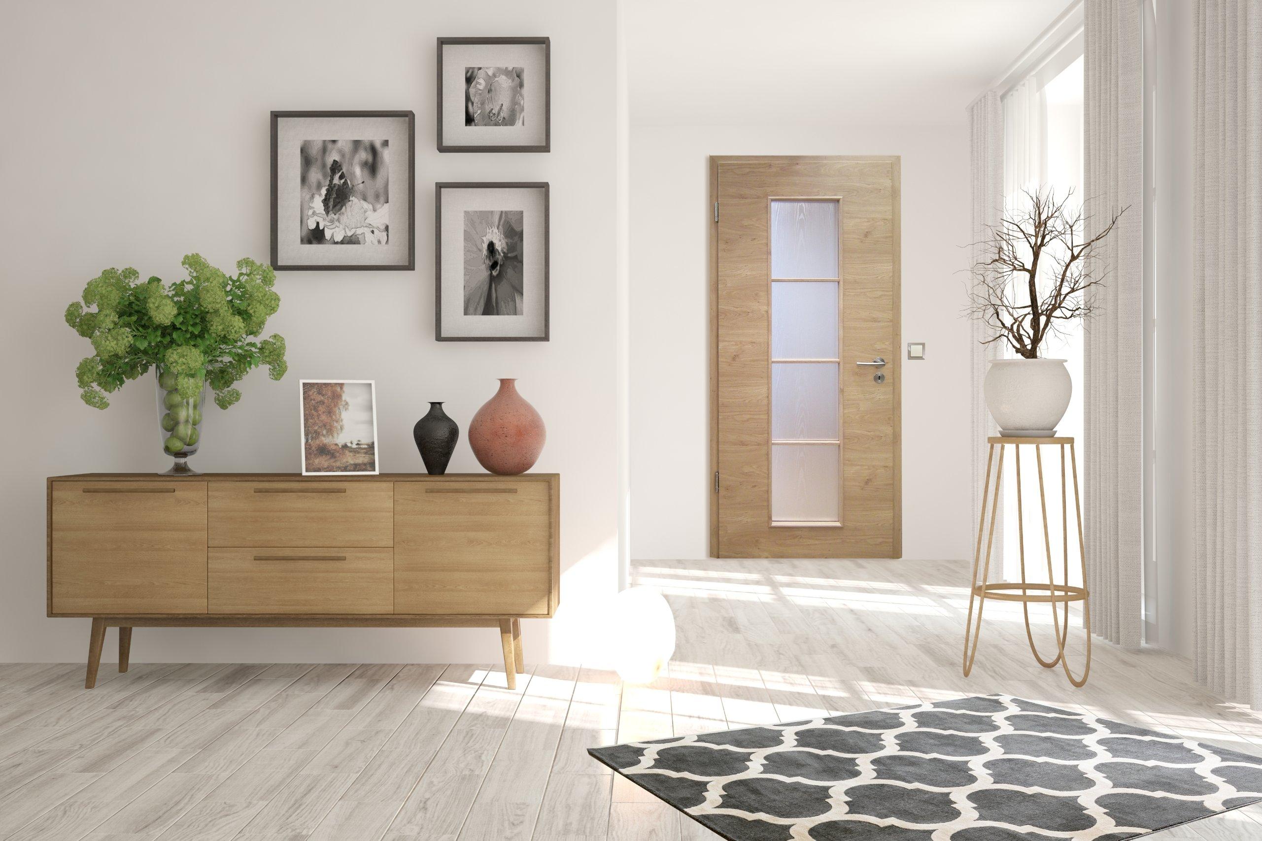 Die CPL Eiche astig fasziniert mit einem unverwechselbaren Holzcharakter.