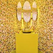 Ob im Bad oder im Wohnzimmer: Runde Formen sorgen für Atmosphäre und ein maximales Wohnerlebnis.