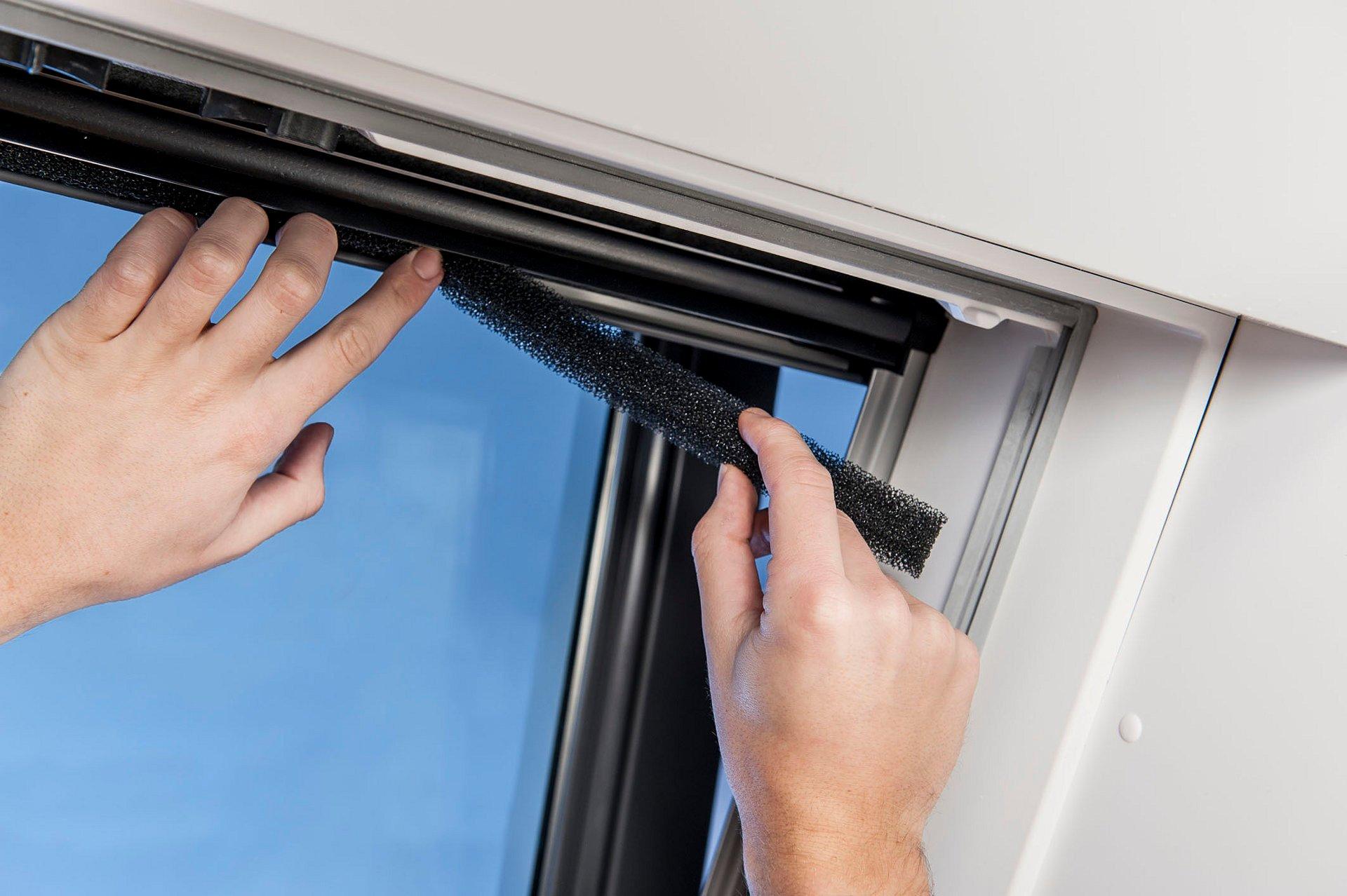 Dachfenster Pflegeset
