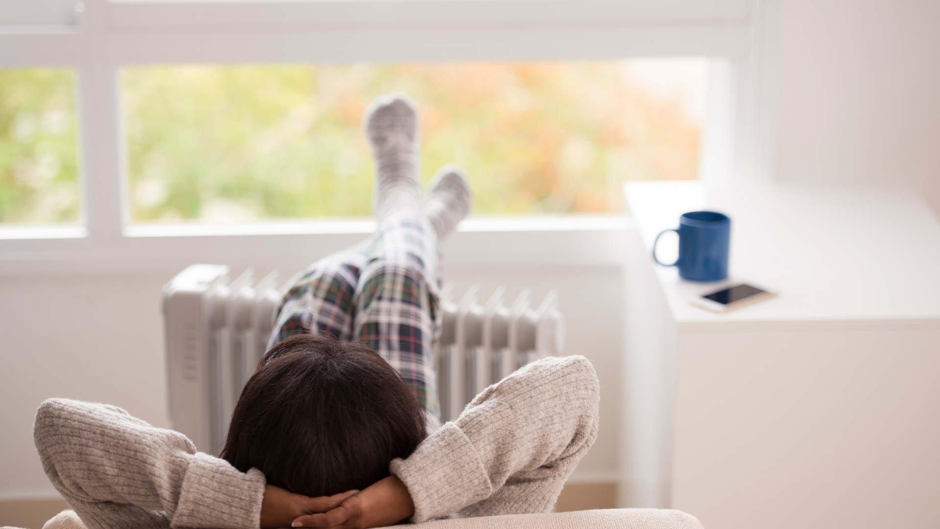 Eine schlechte Raumtemperatur kann zu Schimmelbildungen führen.
