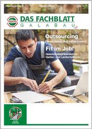 hagebau Fachblatt Galabau