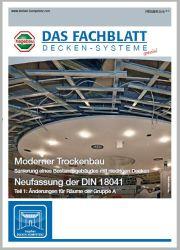 hagebau Fachblatt Decken Deckensysteme