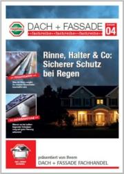 Dach und Fassade Fachreihe Sicherheit