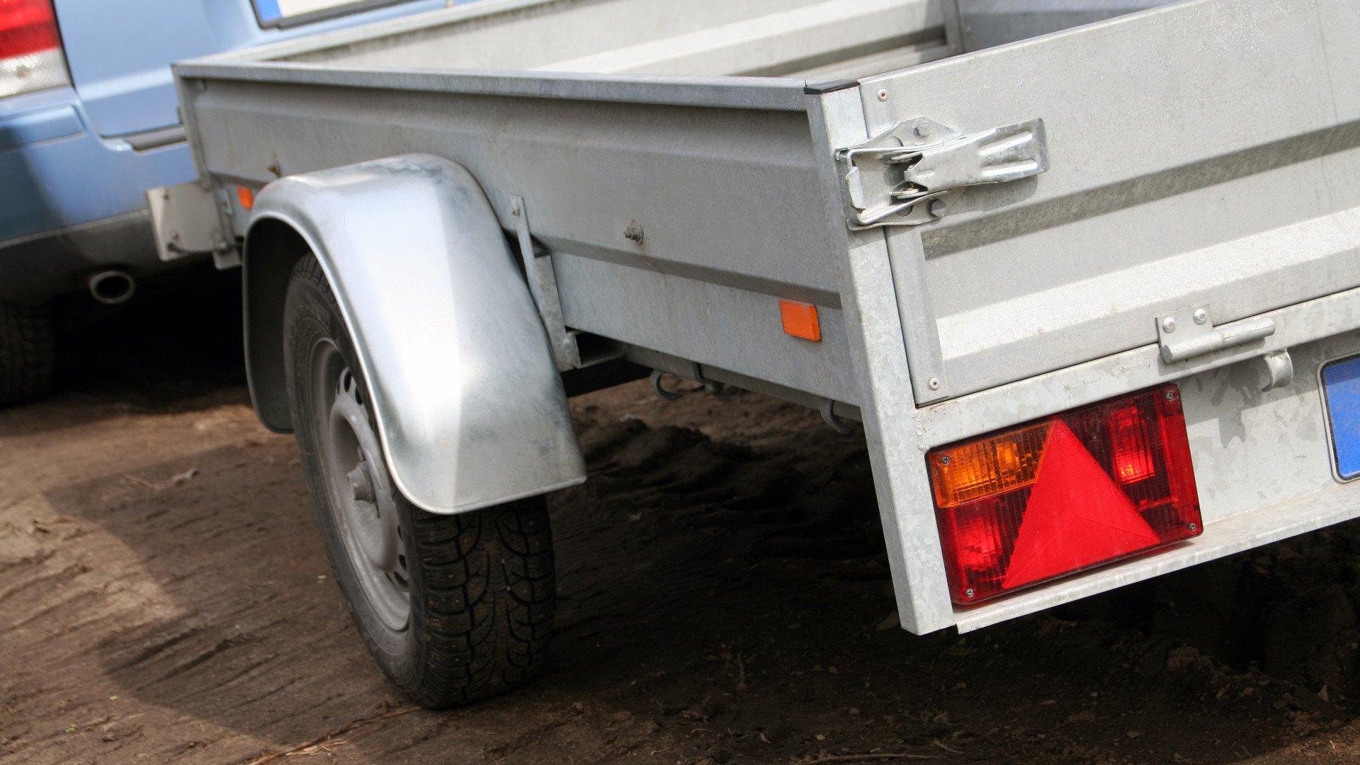 Anhängerverleih Baustoffhandel