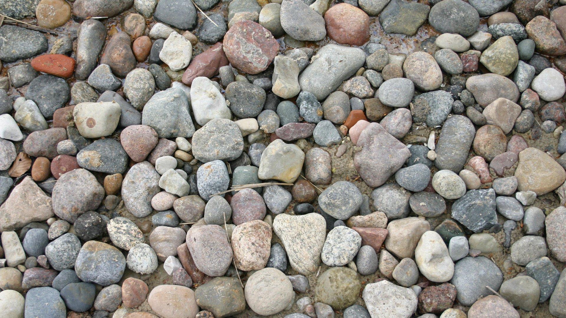 Natursteinkiese