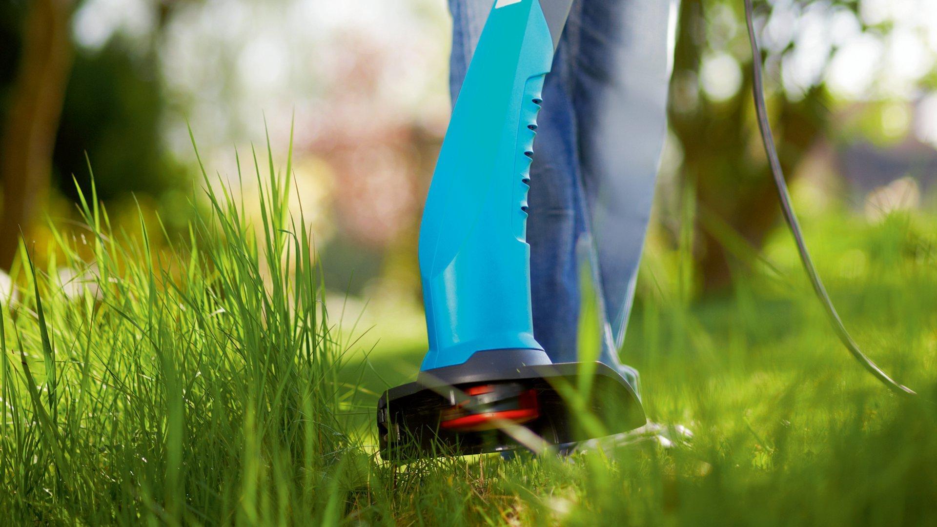 Trimmer - für jeden Garten der Richtige