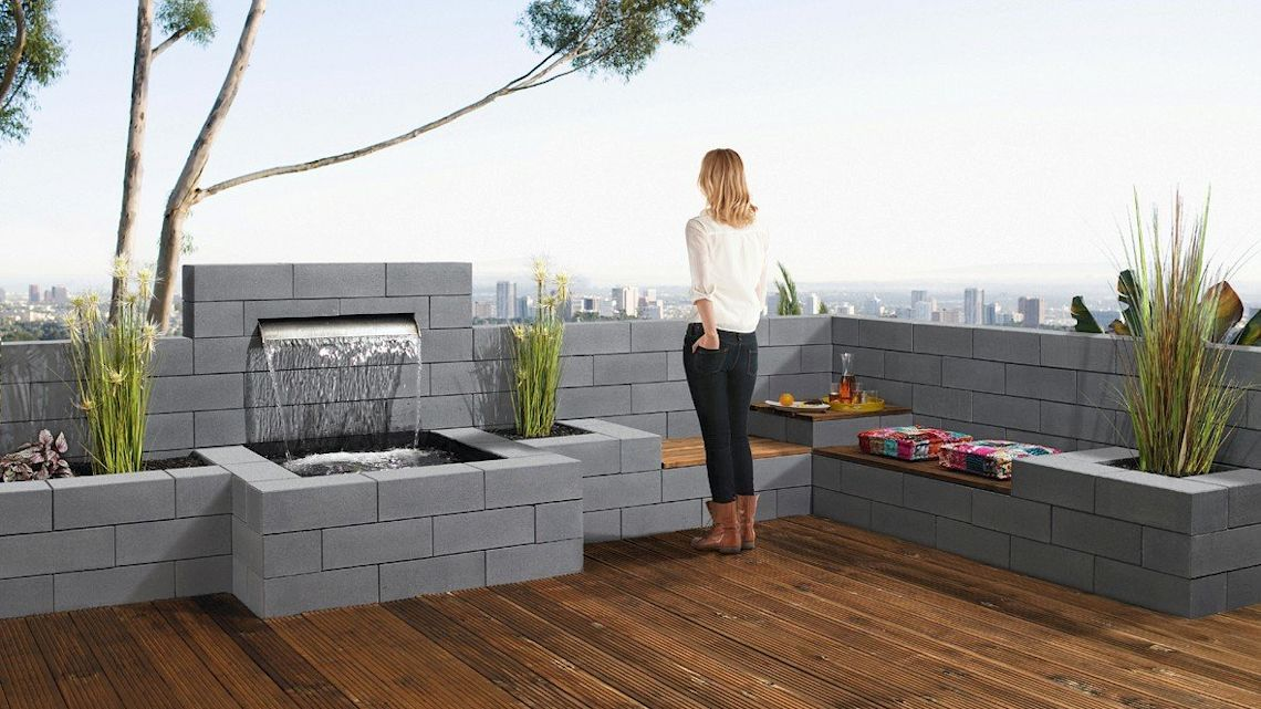 KANN Gartenmauern