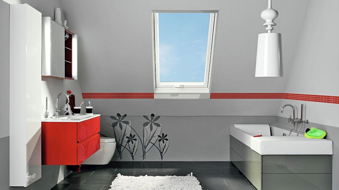 Roto Designo R8 Maß-Renovierungsfenster