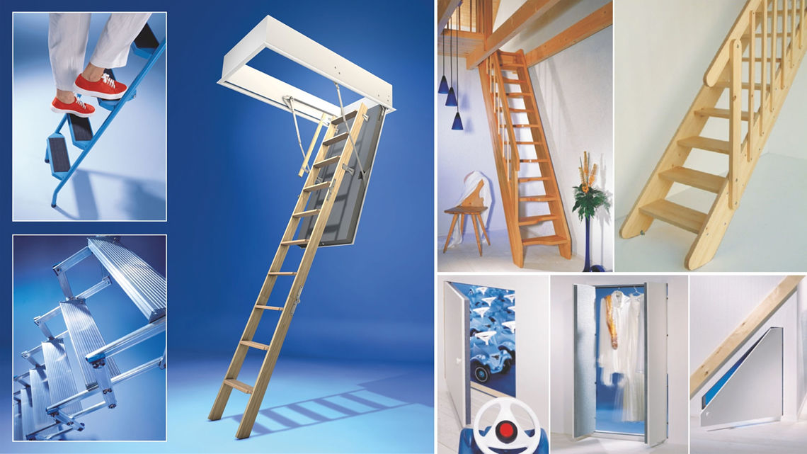 Wellhöfer Produkte Treppen