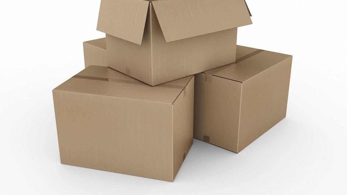 Paketversand Baustoffhandel