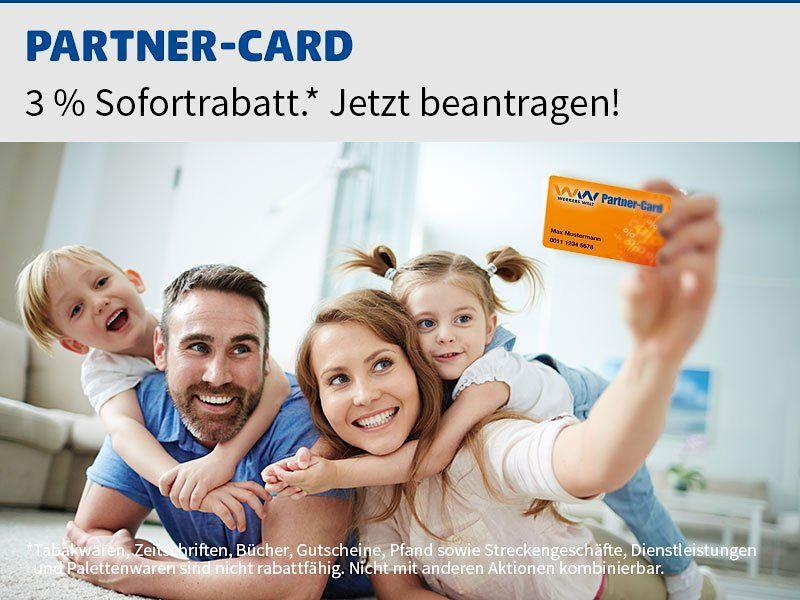 WERKERS WELT Partner-Card
