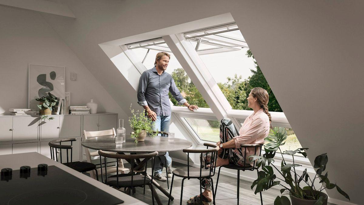 Velux Fenster Natur Innenraum