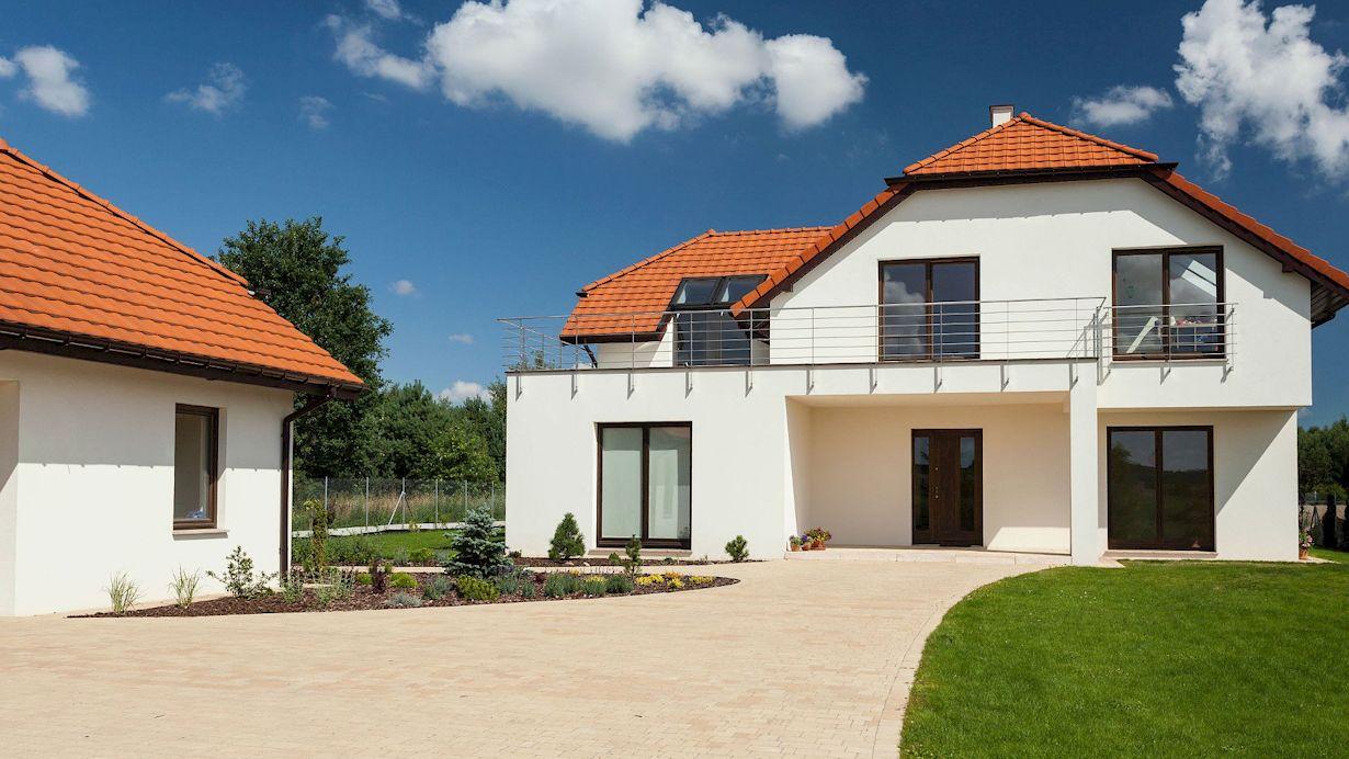 barrierefreies Wohnen - Hauseingang