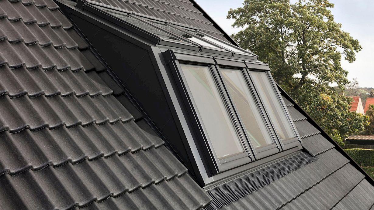 VELUX Panorama Dachfenster
