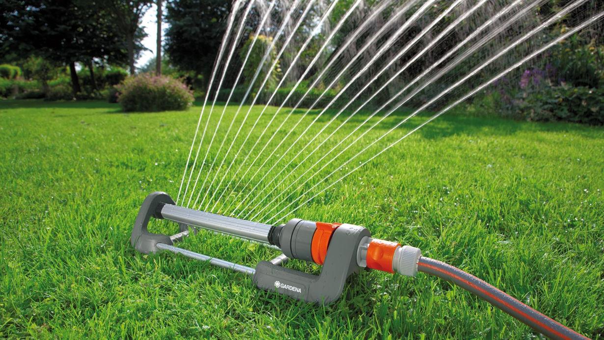 Gartenbewässerung leicht gemacht