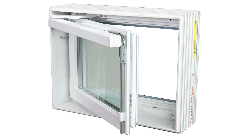 Aco Zuluftfenster Winkel Geoeffnet