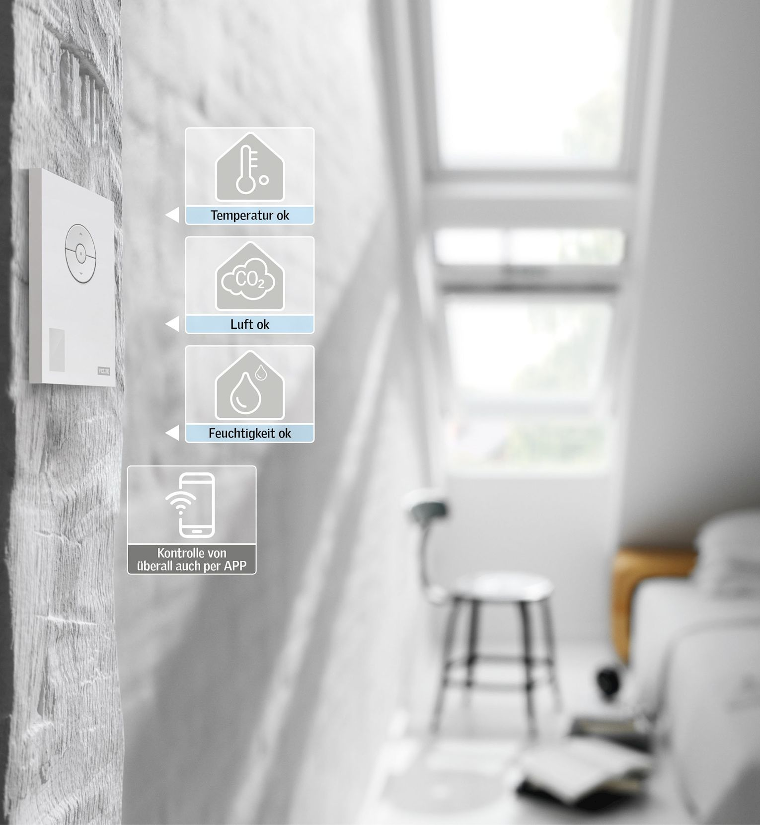 Velux Active Icons