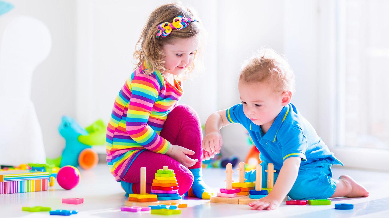 fussbodenheizung_spielende Kinder