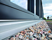 ACO Fassadenentwaesserung