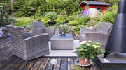 Terrassenböden Terrassendielen