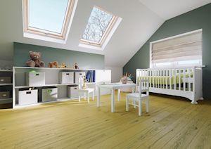 Osmo Kinderzimmer Fußboden Eiche