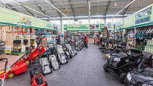 Garten-, Motor- & Elektrogeräte