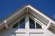 Verschiedenste Dachformen