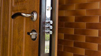 Haustüren Einbruchschutz