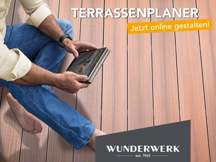 WUNDERWERK est. 1964 Terrassenplanner