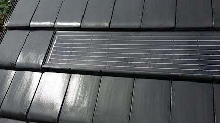 G10 PV-Element harmonisch integriert