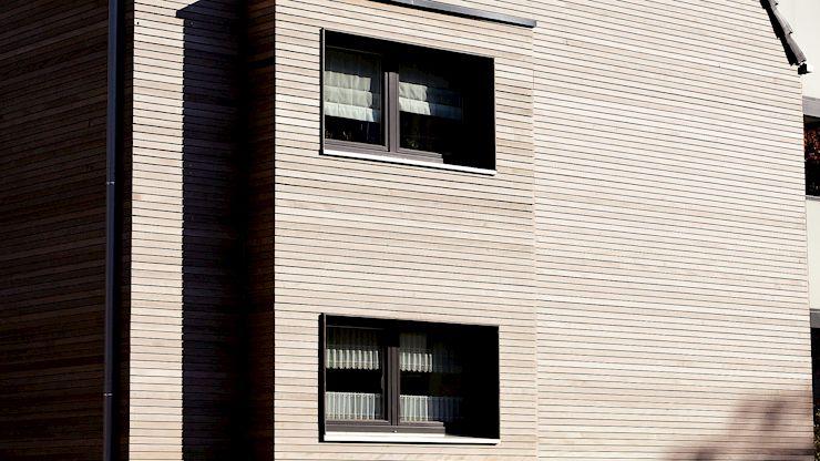 Rockwool Masterrock-Fassade