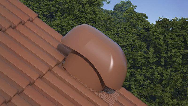 Klöber Belüftungs-/ Entlüftungssysteme und Dachdurchgänge